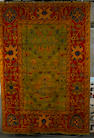 An Ushak carpet West Anatolia, 14 ft 10 in x 10 ft 7 in (452 x 322 cm) Good condition