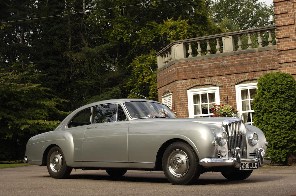 The property of Sir Alan Sugar and formerly of Sir Elton John,1956 Bentley S1 Continental Sports Saloon  Chassis no. BC1BG Engine no. BC1B
