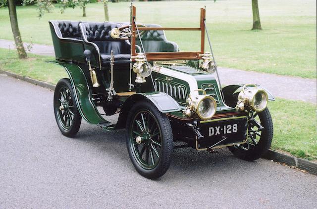 1904 Clement Talbot CT2K,