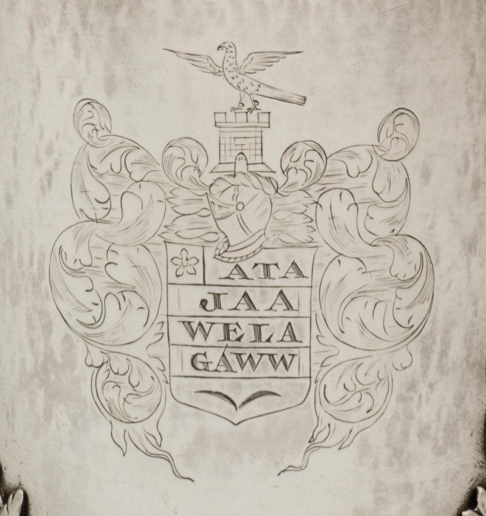 A Charles II provincial silver peg tankard, by William Busfield, York 1678,