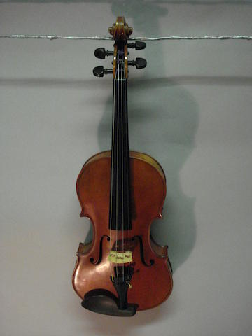 An English Violin by Rushworth and Dreaper 1929