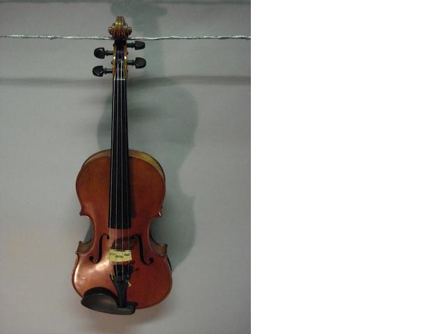 An English Violin by Rushworth and Dreaper Violin 1929