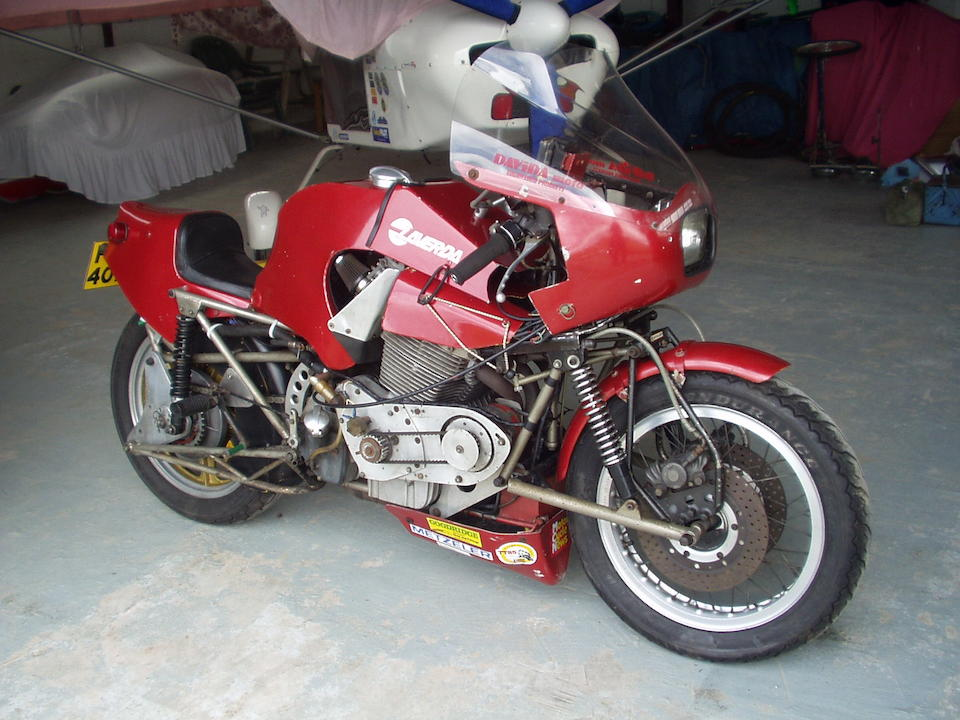 The ex-Mead & Tomkinson,1976 Laverda 1,000cc 'Nessie' Endurance Racing Prototype  Frame no. 1605 Engine no. 1605