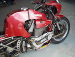 The ex-Mead & Tomkinson,1976 Laverda 1,000cc 'Nessie' Endurance Racing Prototype