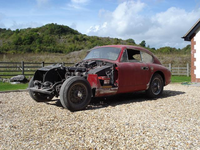 1954 Aston Martin,