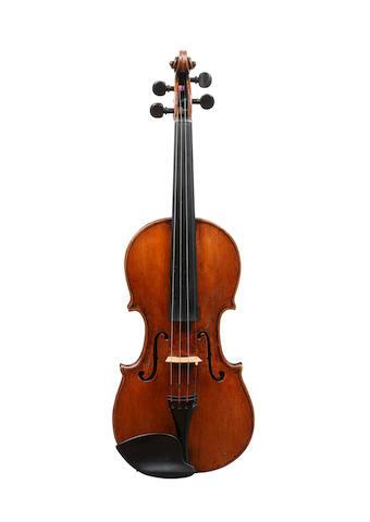 An Italian Violin of quality, Bologna School,  circa 1720