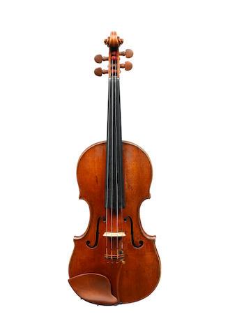 A fine Italian Violin by  Micael Deconet, Venice  1754
