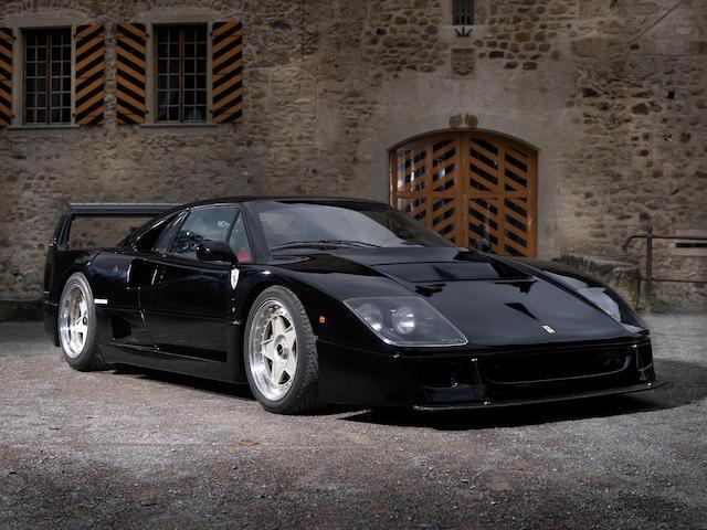 1992 Ferrari F40 Berlinetta  Chassis no. ZFFGJ34B000091502