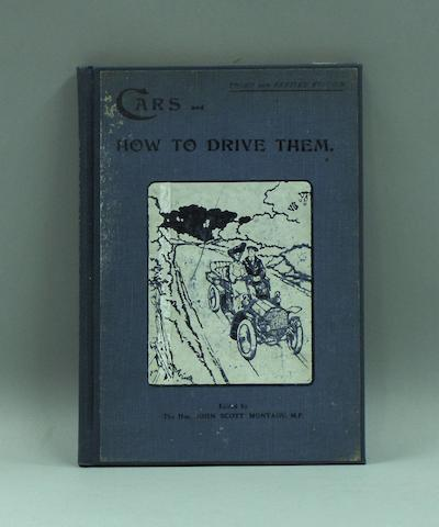 Lord Montague: Cars and How to Drive Them - Part 1; 1905-06,