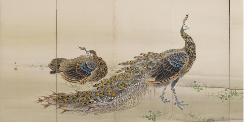 Toda Shugai (born 1890) Taisho/Showa Period