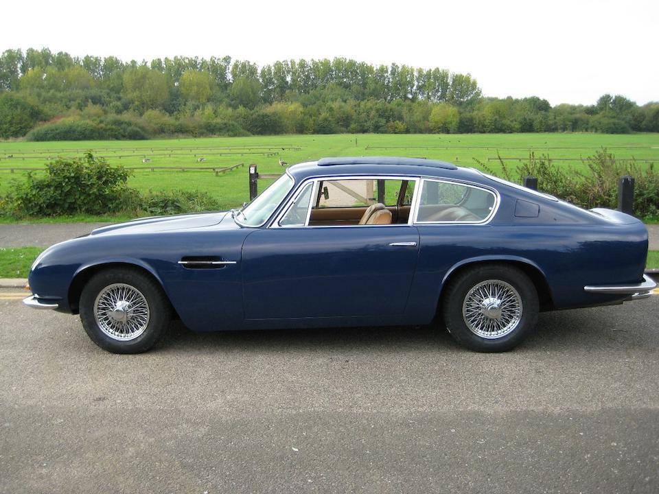 1971 Aston Martin DB6 Mk2 Vantage Saloon  Chassis no. DB6Mk2/4328/R Engine no. 4772VC