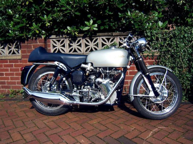 1970 Velocette 499cc Venom Thruxton,