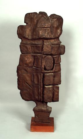Hubert Dalwood (British, 1924-1976) Totem structure
