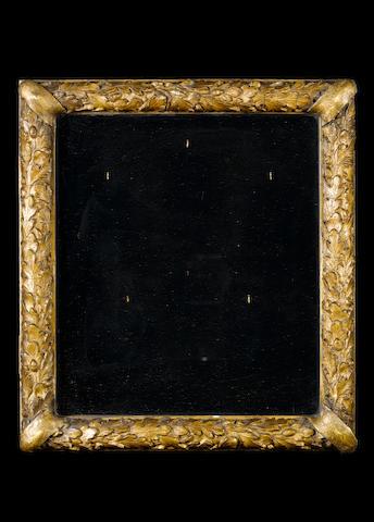 A Nineteenth Century Portrait Miniature Display Case