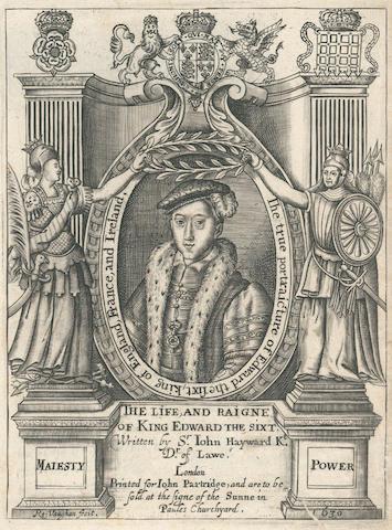 HAYWARD (JOHN) The Life and Raigne of King Edward the Sixt