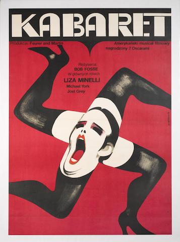 Cabaret (Kabaret), Allied Artists, 1972,