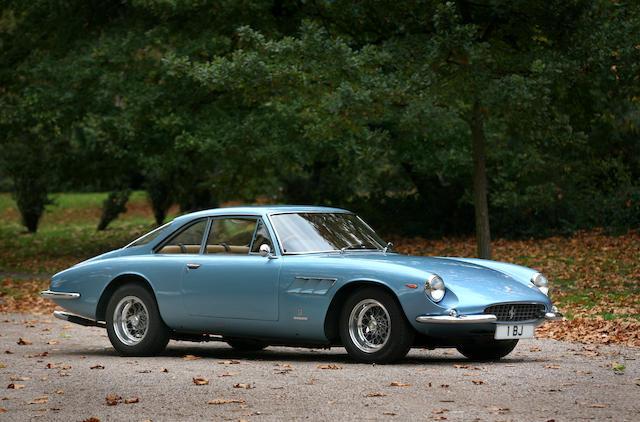 1966 Ferrari 500 Superfast Coupé  Chassis no. 8459 SF Engine no. 8459 SF