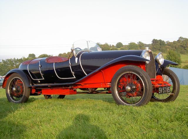1926 Bugatti Type 30,