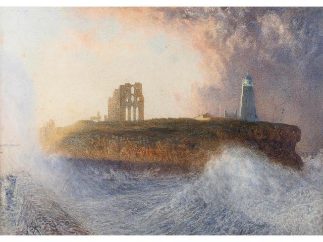 "Alfred William Hunt (British, 1830-1896) ""Tynemouth"","