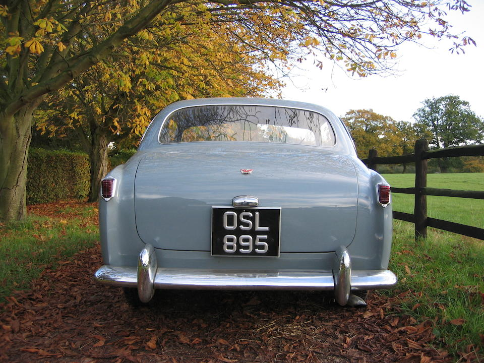 1954 Arnolt-MG Bertone Coupe  Chassis no. TD 25279 Engine no. XPAGTD25974