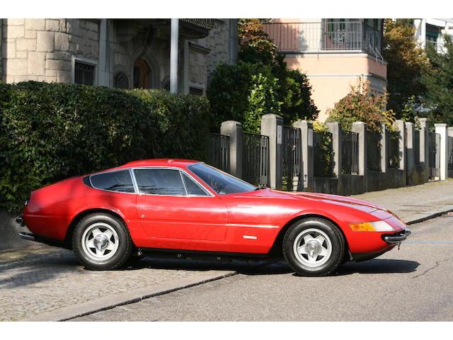 1972 Ferrari 365 GTB/4 Daytona,