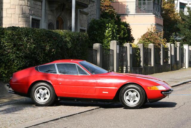 1972 Ferrari 365GTB/4 'Daytona' Coupé  Chassis no. 15223