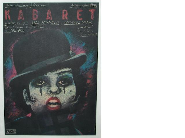 Cabaret (Kabaret), Allied Artists, 1972,