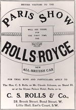 The oldest known surviving Rolls-Royce in the World, The 1904 Paris Salon and 1905 Olympia Motor Exhibition Display Car,1904 Rolls-Royce 10hp Two Seater 20154