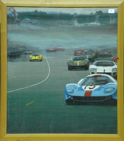TRS, 'Le Mans Dawn',