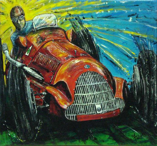 Fasane, 'Alfa Romeo',