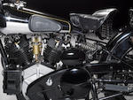 1934 Brough Superior 996cc SS100 Frame no. 1057 Engine no. JTOR/D 39150