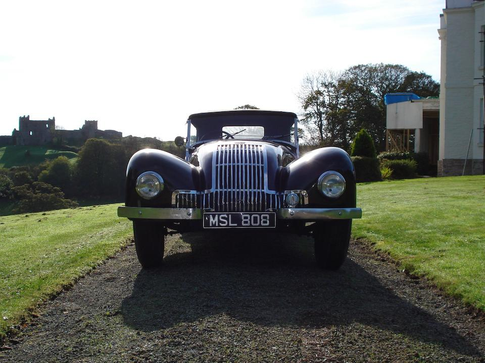1948 Allard L-Type Tourer  Chassis no. 71L345 Engine no. 7186856