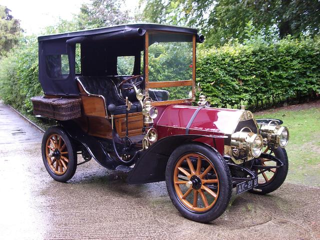 1904 Aster 16/20hp,