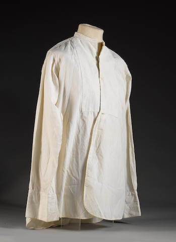 George Harrison's shirt, 1970s,