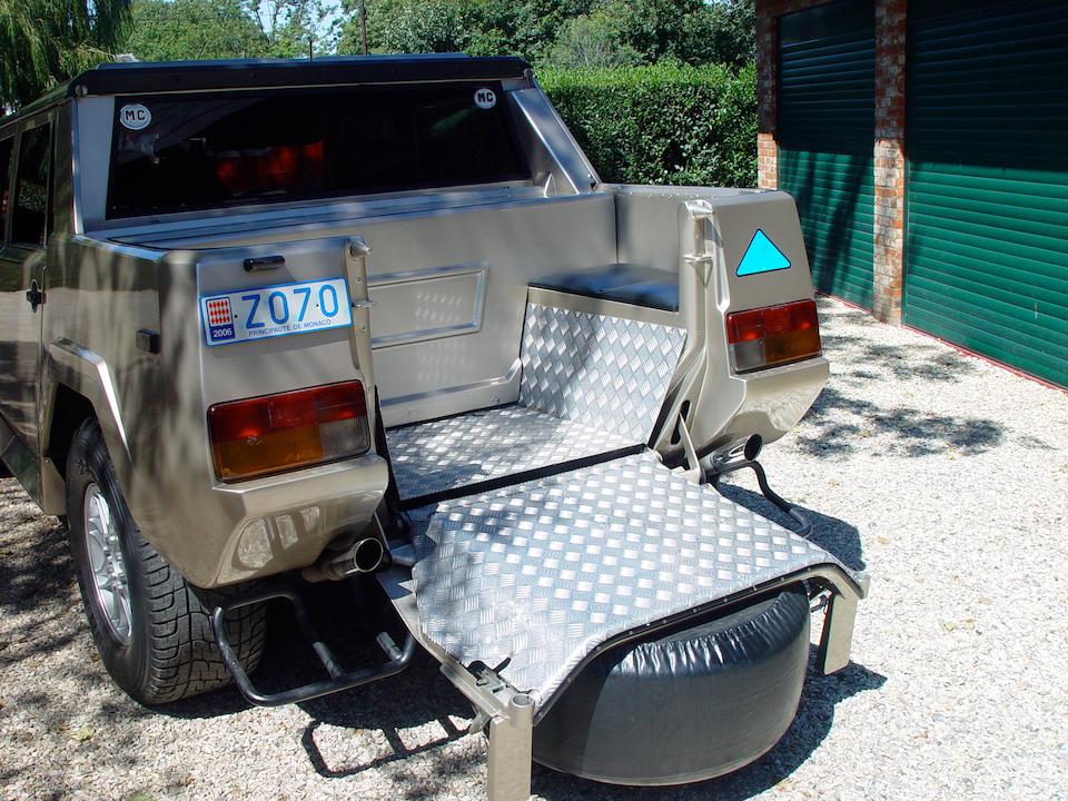 1991 Lamborghini LM 002  Chassis no. 5LLA12280