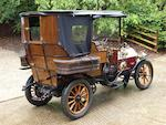 1904 Aster 16/20hp Four-cylinder, Five Seat Rear-entrance Tonneau 9589