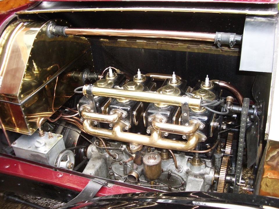 1904 Aster 16/20hp Four-cylinder, Five Seat Rear-entrance Tonneau  Chassis no. 9589 Engine no. Type 43JS 9589