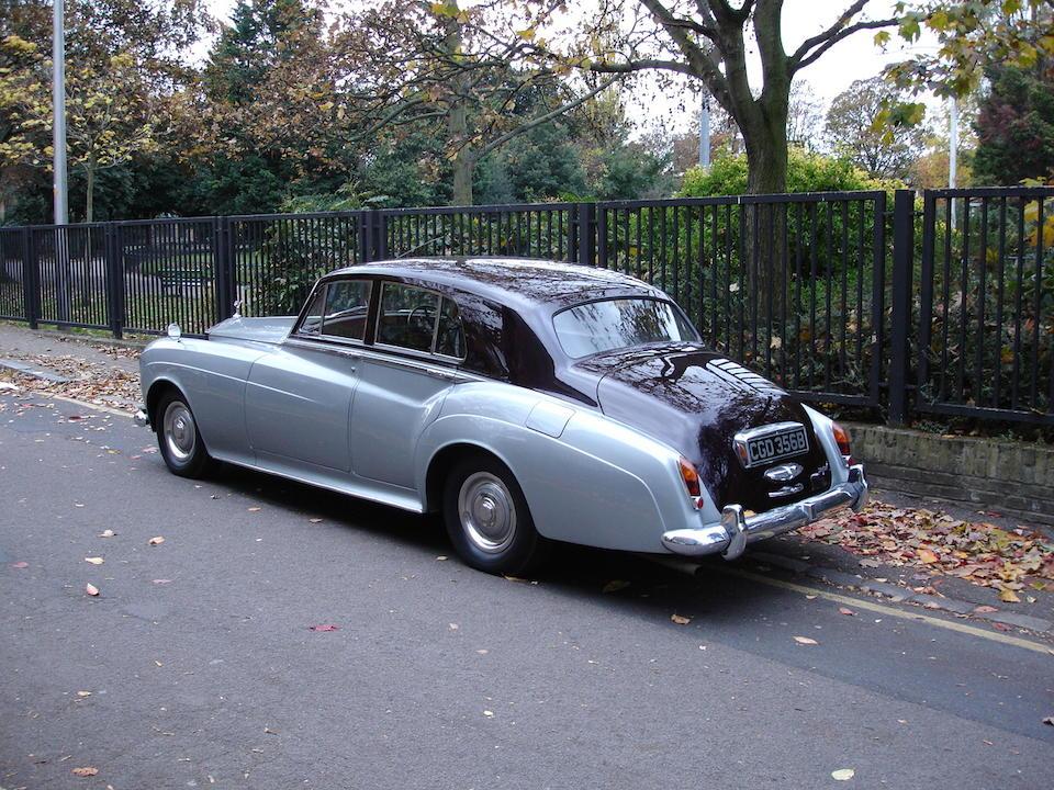 1964 Rolls-Royce Silver Cloud III Saloon  Chassis no. SFU39 Engine no. SU19F
