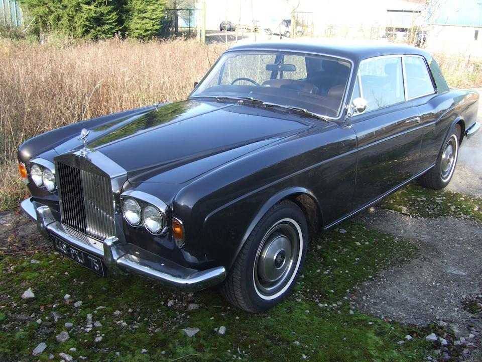 1975 Rolls-Royce Corniche Coupé  Chassis no. CRH20397 Engine no. 20397
