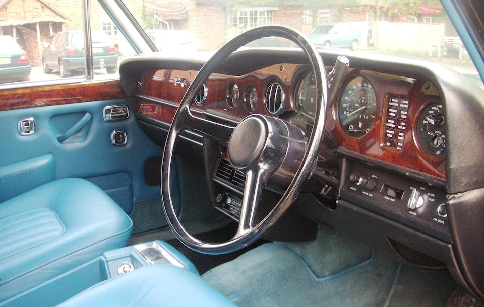 1977 Rolls-Royce Silver Wraith II Saloon  Chassis no. to be advised