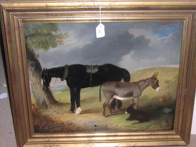English School, mid 19th Century 41 x 51 cm.