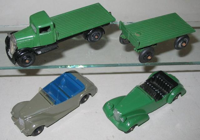 Dinky 38 series and others 4