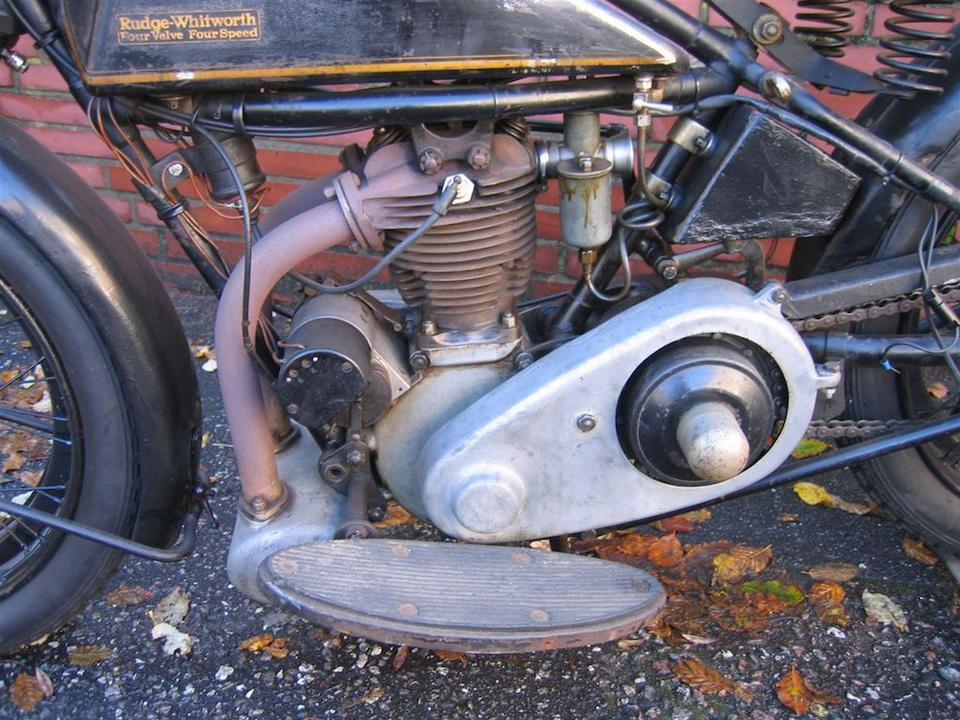1925 Rudge 500cc Engine no. 28 389