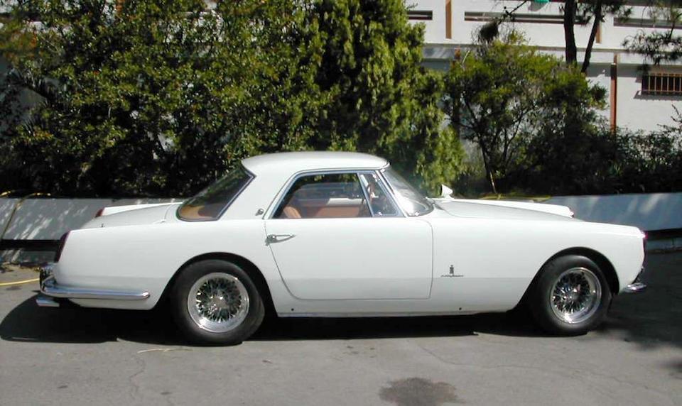 Formerly the property of Julio Battista Falla,1958 Ferrari 250GT Berlinetta  Chassis no. 1157GT