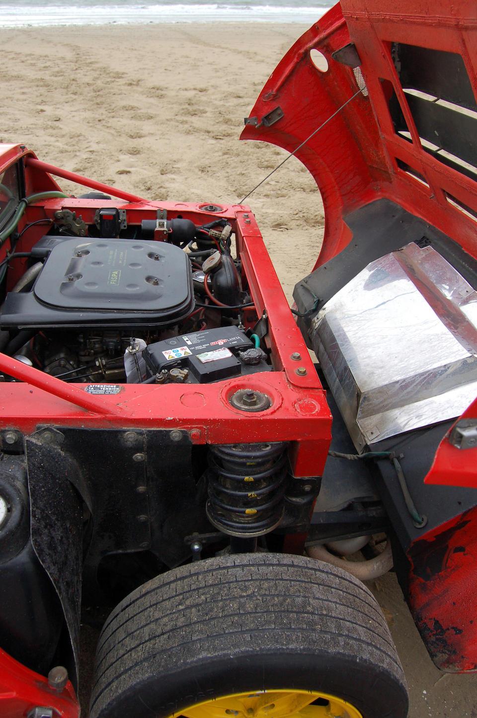 24,000 kilometres from new,1974 Lancia Stratos HF Stradale Coupé  Chassis no. 229 ARO 01646 Engine no. 829 ARO 3103