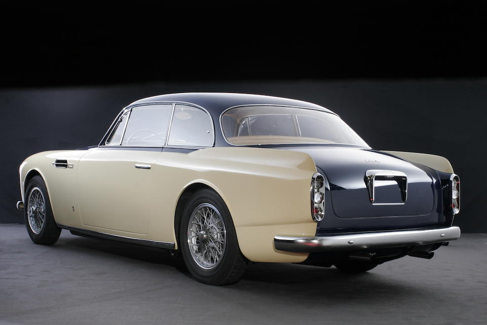 The New York and Paris Motor Shows, One-off example,1952 SIATA 208 CS 2+2 Berlinetta  Chassis no. CS507L Engine no. CS023