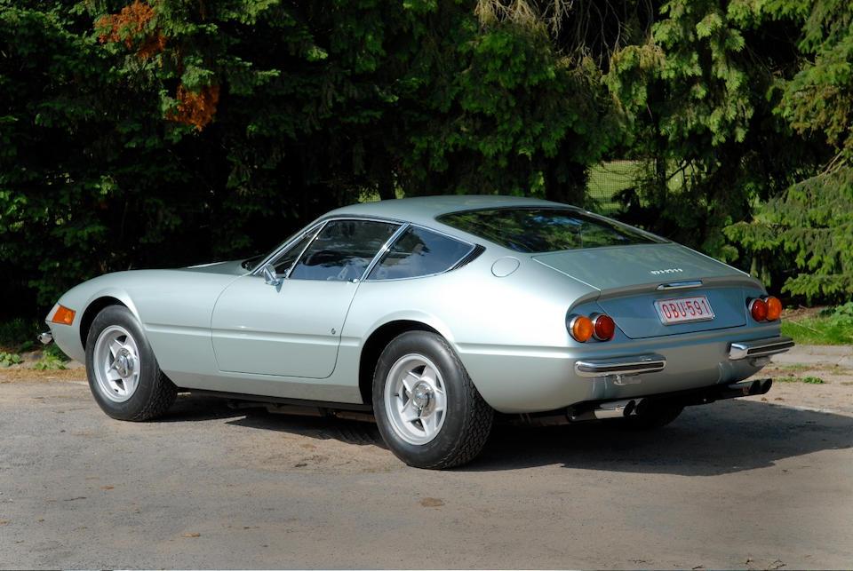 1974 Ferrari 365GTB/4 'Daytona' Berlinetta  Chassis no. 16873
