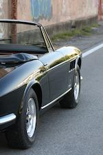 In the same family since 1968, with the Ferrari certification,1965 Ferrari  275GTS Spider 06819