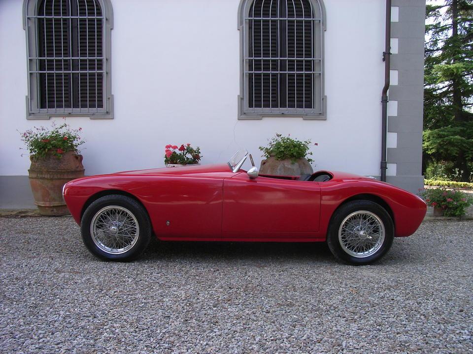 1952 SIATA 300BC Barchetta  Chassis no. ST 421BC