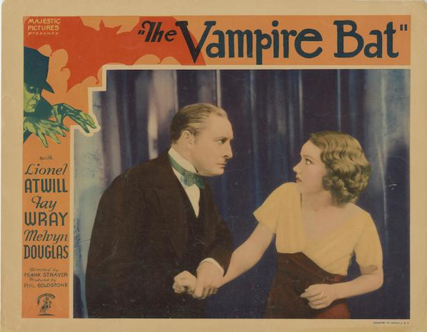 The Vampire Bat, Majestic Pictures, 1933,